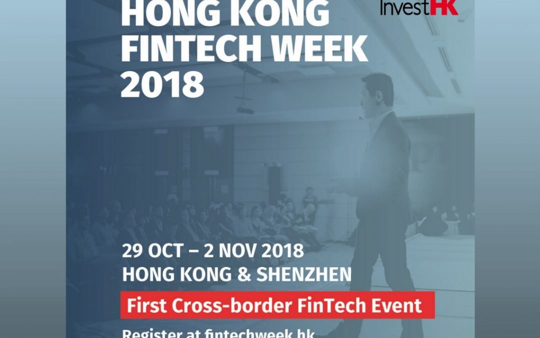 Hong Kong FinTech Week 2018