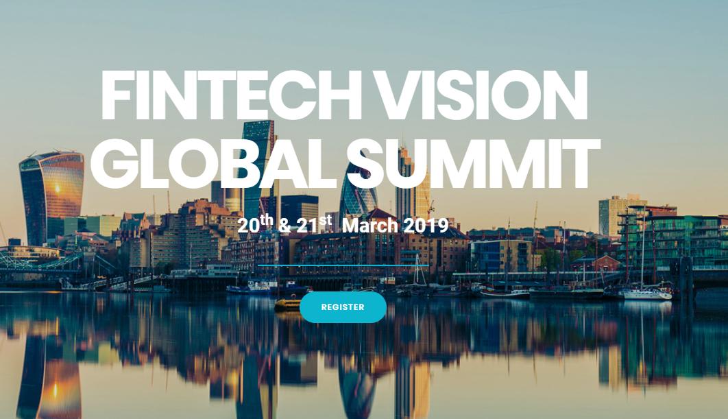 Fintech Vision Global Summit 2019