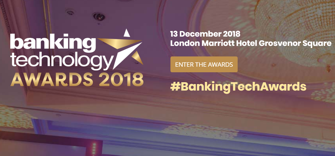 Banking Technology Awards -Looking For Inspiring People in Fintech!