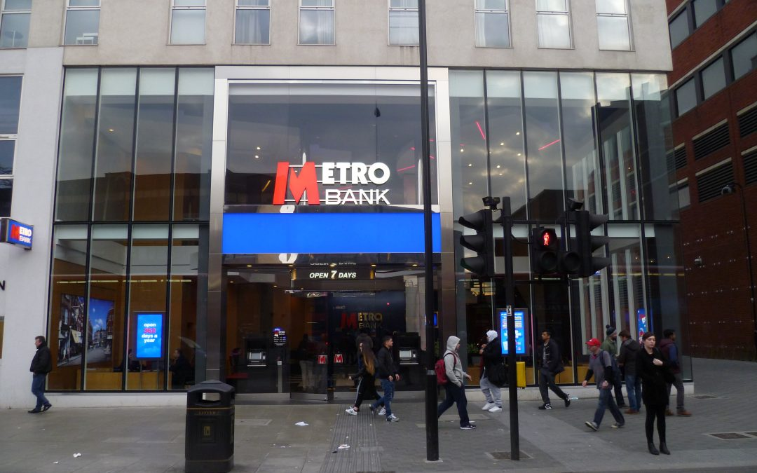 Fintech Power 50 announces Metro Bank as partner
