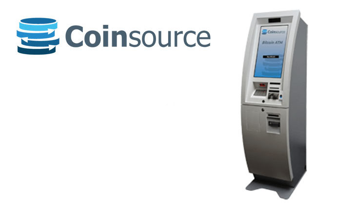 Coinsource Becomes First Bitcoin ATM Operator to Be Granted Virtual Currency License by New York Department of Financial Services