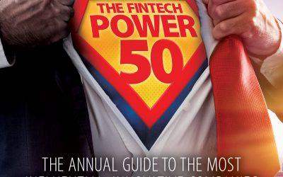 A Powerful Launch of Fintech's Top 50 – Print & Digital Launch