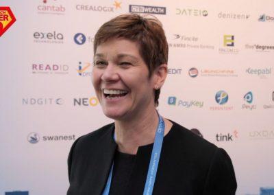 Finovate Europe 2019 Crealogix Interview