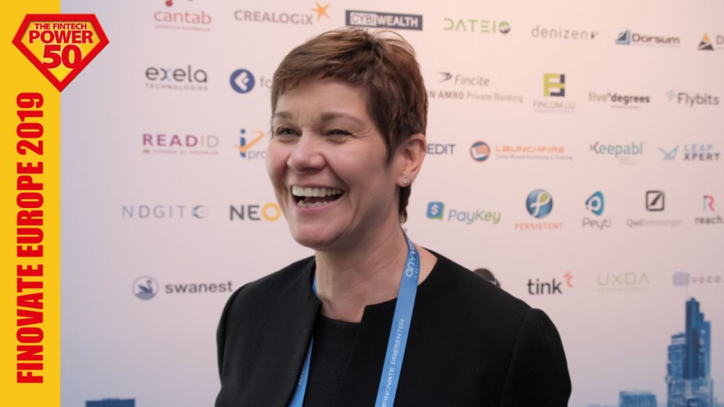 CREALOGIX Finovate Europe 2019 Interview Fintech