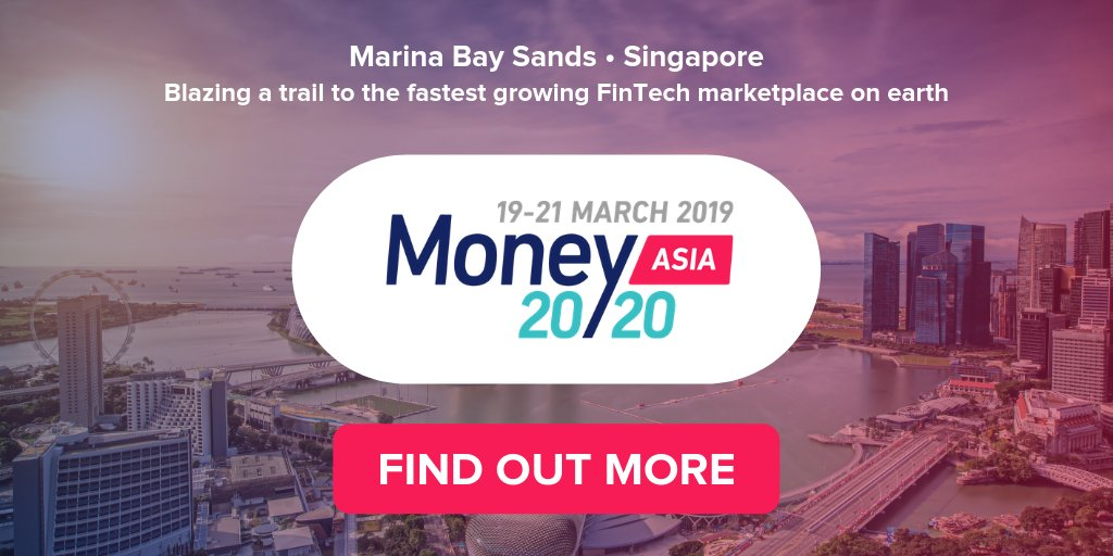 Money 20/20 Asia 19th – 21st March 2019