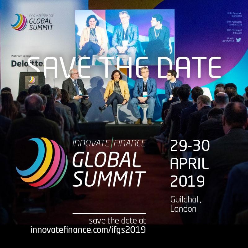Innovate Finance Global Summit 2019 | The Fintech Power 50