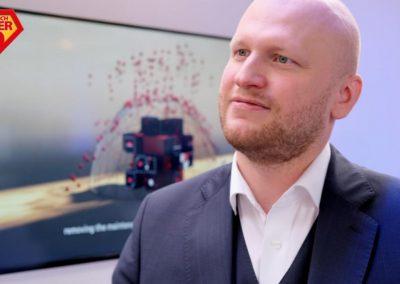 Finovate Europe 2019 modularbank Interview