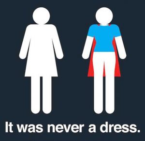 IWD2019 Women Fintech it was never a dress
