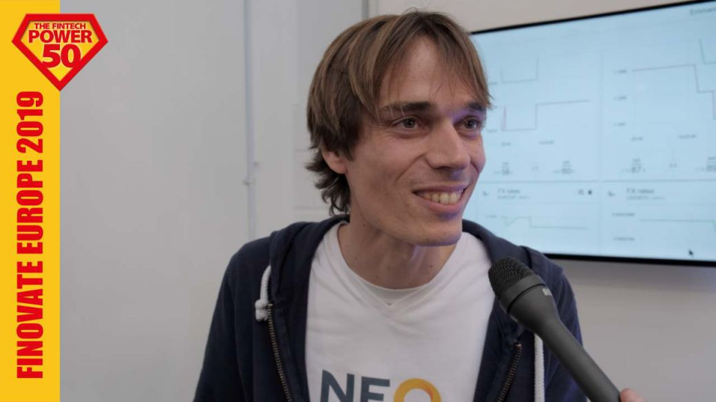Finovate Europe 2019: Interview with Neo