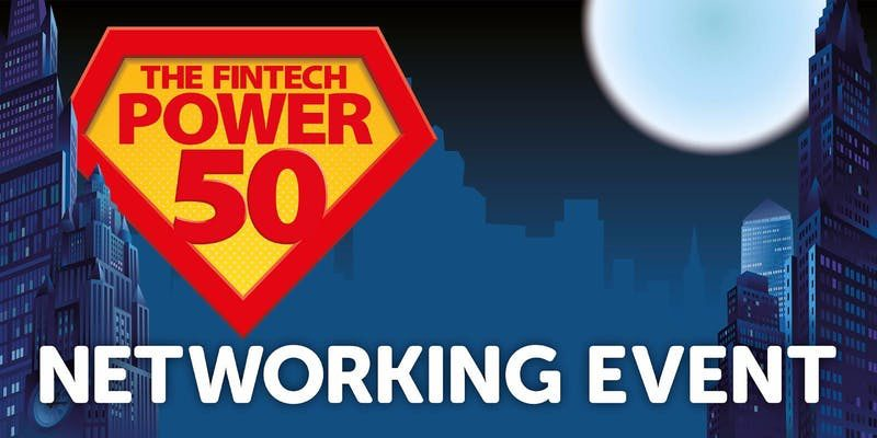 event the fintech power 50 bring investor work