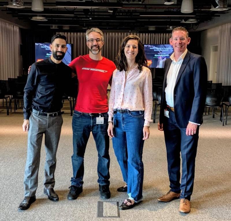 Fintech Marketing Event Google