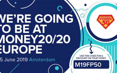 Money2020 Europe Discount Code 2019: Join The Fintech Power 50 in Amsterdam