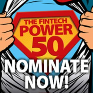 The Fintech Power 50 2020 Nominations