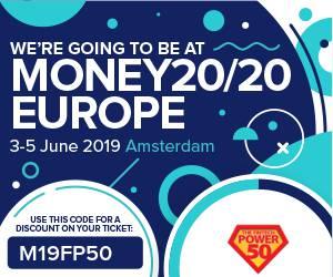 The Fintech Power 50 at Money2020 Europe 2019