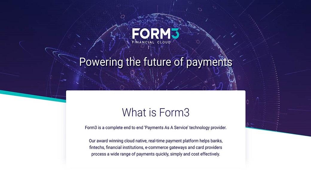 Form3 announces its expansion plans across Europe