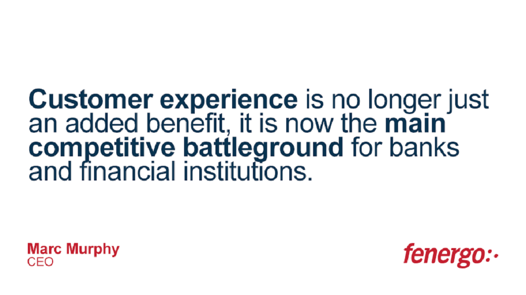 Transforming Customer Experience is key to Growth and Prosperity