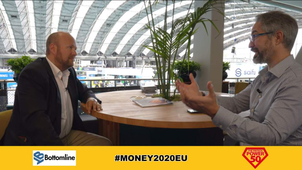 Bottomline Technologies Interview at Money20/20 Europe 2019