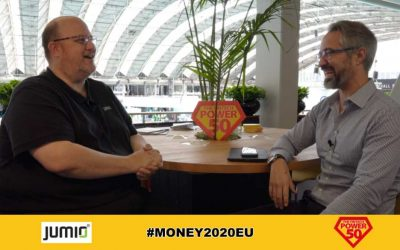 JUMIO Interview at Money20/20 Europe 2019