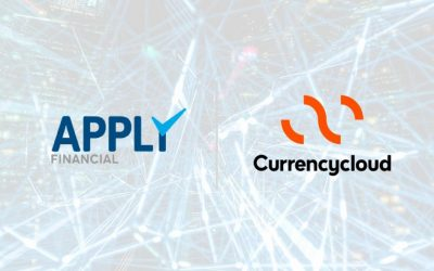 Apply Financial And Currencycloud Partner To Remove Customer Friction From Cross-Border Payments