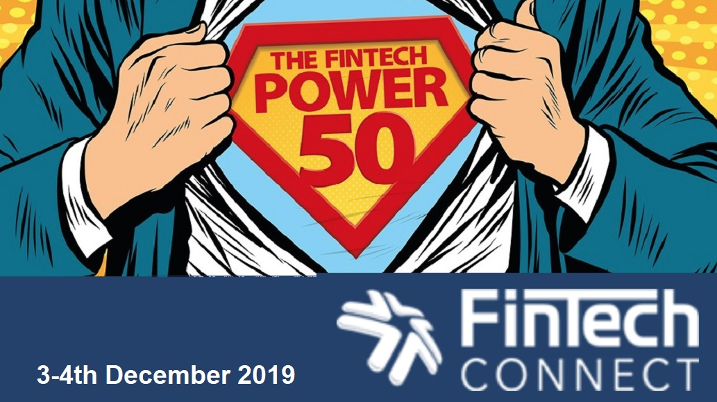 FinTech Connect and the Fintech Power 50 join forces