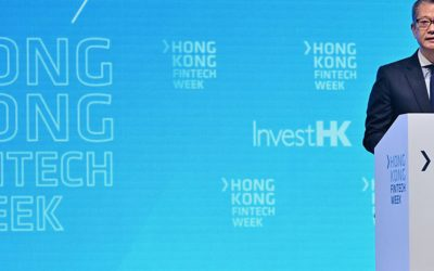 Invest Hong Kong announced its fifth annual Hong Kong Fintech Week ( Nov 2nd-6th 2020)