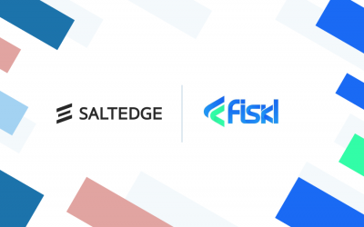 Fiskl selects Salt Edge to globally amplify their financial management platform for small businesses