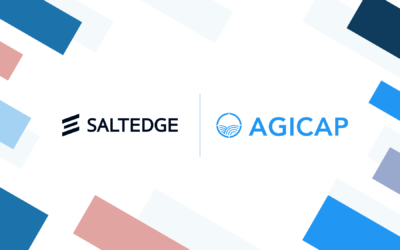 Agicap opts for Salt Edge to digitalise cash flow management and forecasting for SMEs