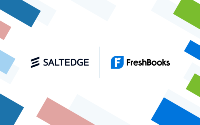 FreshBooks chooses Salt Edge to bring digital makeover to accounting via open banking