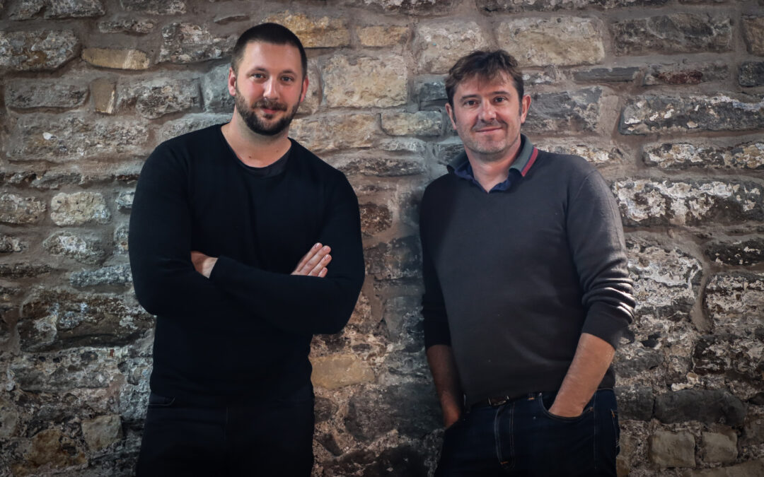 This week we talk to the Co-CEO's and Co-Founder's of Loqbox, Thomas Eyre and Gregor Mowat.