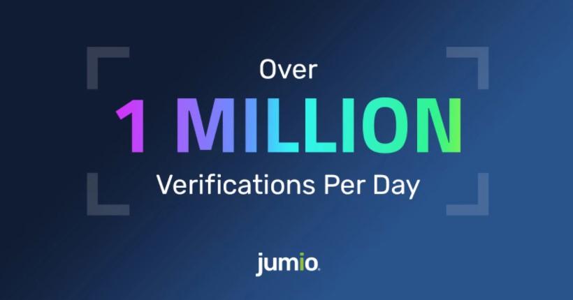 Jumio's Automation Surpasses 1 Million Verifications Per Day as Company Celebrates 118% Increase in Revenue