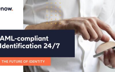 AML-compliant identification available around the clock for the first time at IDnow