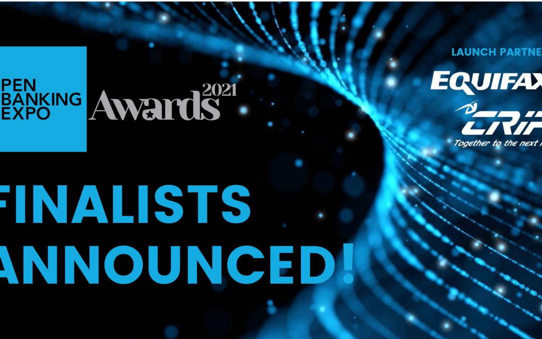 Open Banking Expo Awards announce the finalists