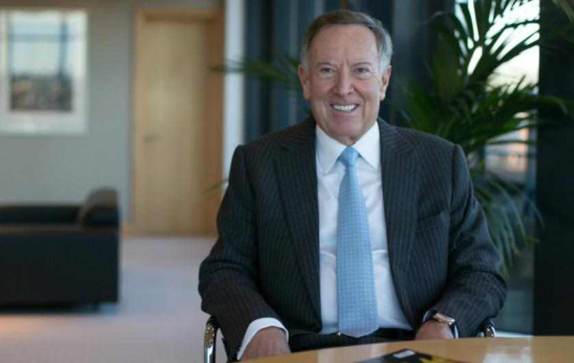 Sir Peter Wood backs Moneyhub, the market leading Open Finance platform