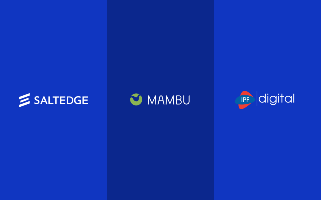 IPF Digital, Salt Edge, and Mambu – the trio supporting financial inclusion