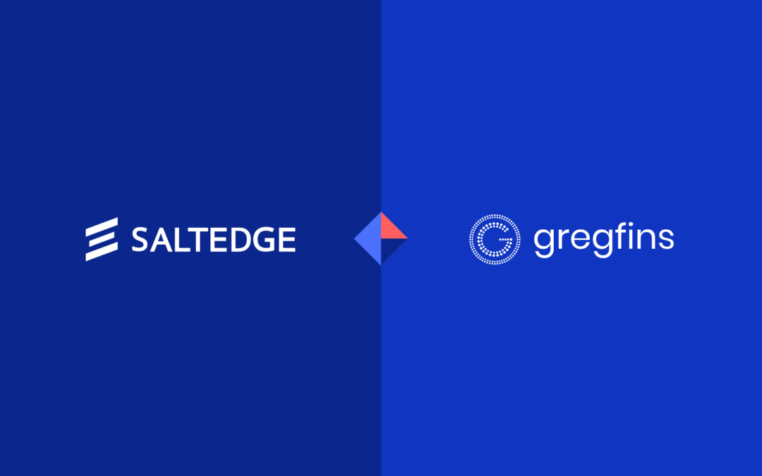 Gregfins upgrades its PFM app with Salt Edge open banking technology