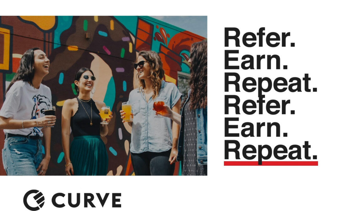 Curve Announces Cashback for a YEAR with its New Referral Scheme